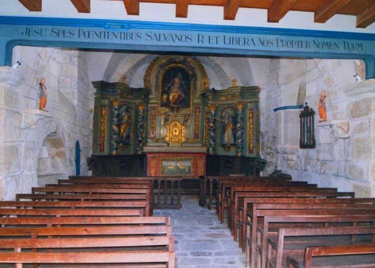 Visite Guidée De La Chapelle Du Cimetière De Saint-junien à Saint Junien