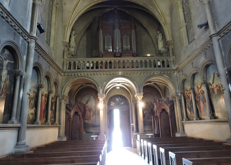 Visite Guidée De La Chapelle Du Lycée Fabert à Metz