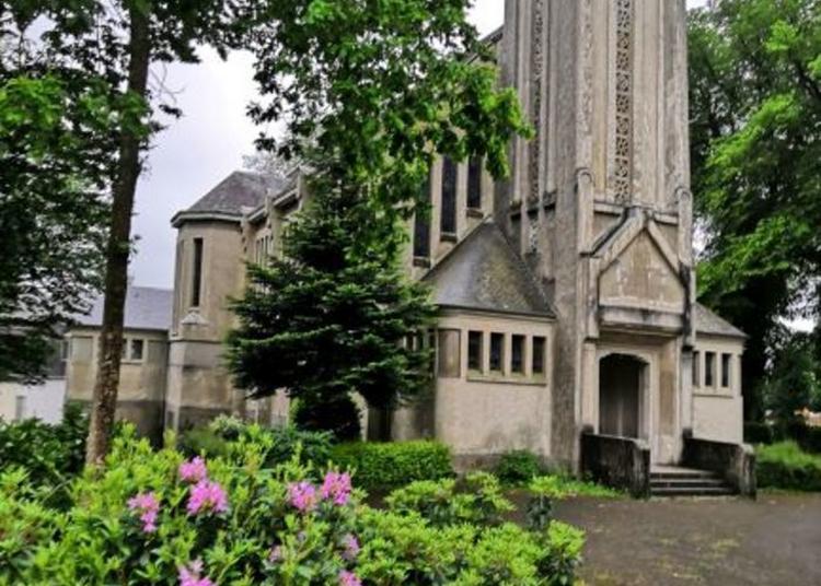 Visite Guidée De La Chapelle Du Souvenir à Flers