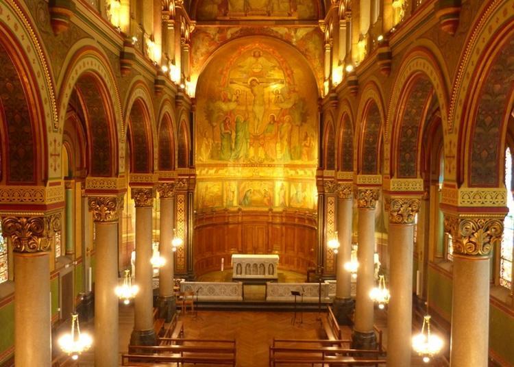 Visite Guidée De La Chapelle Et Du « Musée » à Lyon