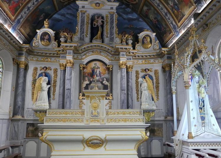 Visite Guidée De La Chapelle Notre-dame De Carmès à Neulliac
