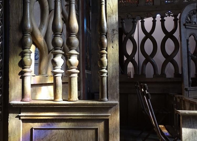 Visite Guidée De La Chapelle Notre-dame-des-joies à Guimaec