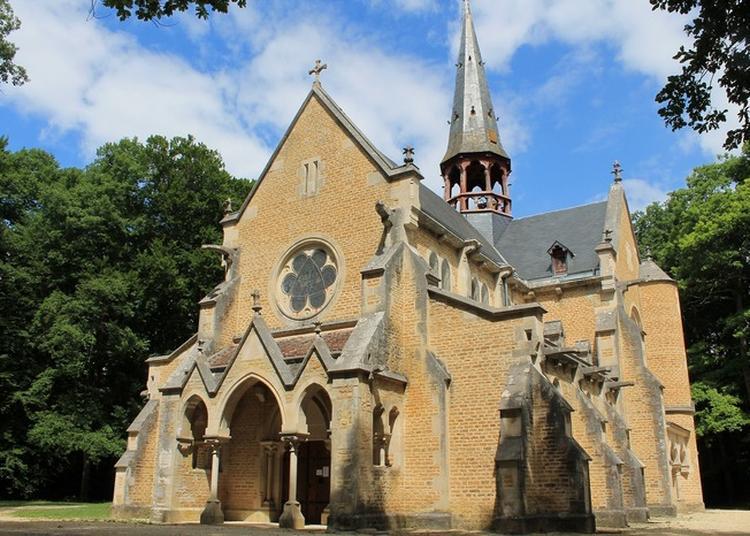 Visite Guidée De La Chapelle Notre Dame Du Chêne. à Bar sur Seine