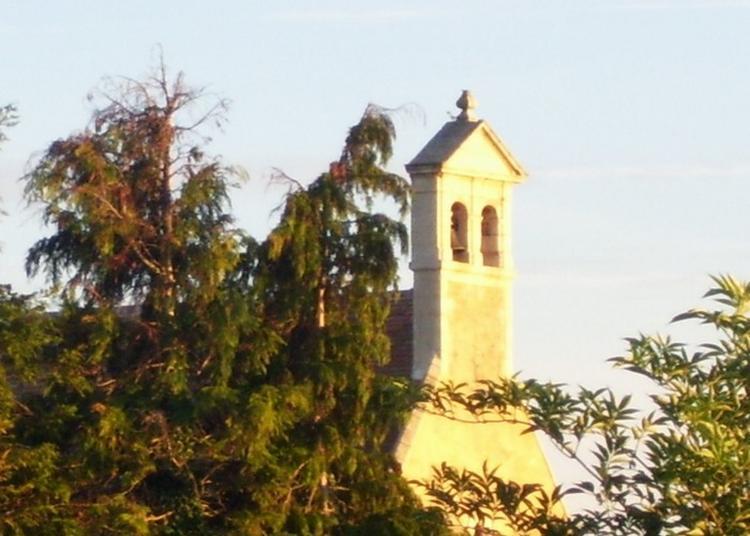 Visite Guidée De La Chapelle Romane à Chicheboville