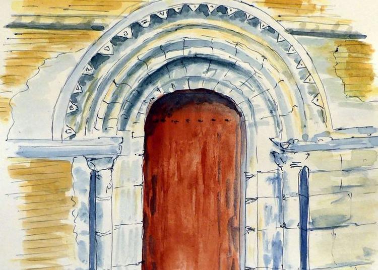 Visite  Guidée De La Chapelle Romane De Beneauville à Chicheboville