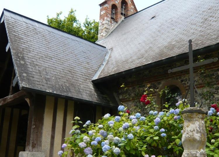 Visite Guidée De La Chapelle Saint-dominique à Varengeville sur Mer