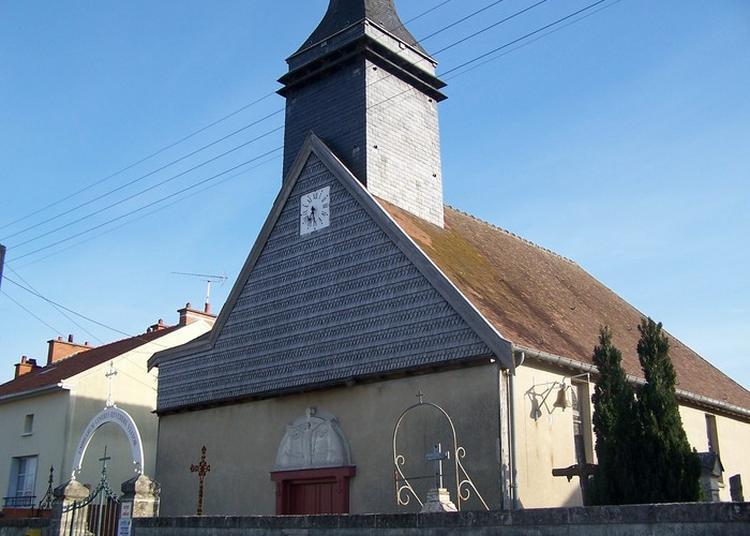 Visite Guidée De La Chapelle Saint Nicolas Du Bas Village à Vitry le Francois