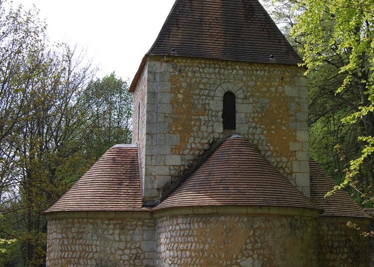 Visite Guidée De La Chapelle Saint Saturnin à Saint Wandrille Rancon