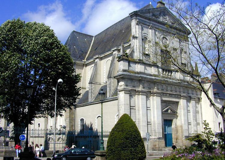 Visite Guidée De La Chapelle Saint-yves à Vannes