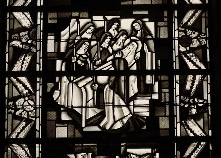 Visite Guidée De La Chapelle Sainte-thérèse-de-l'enfant-jésus à Alencon