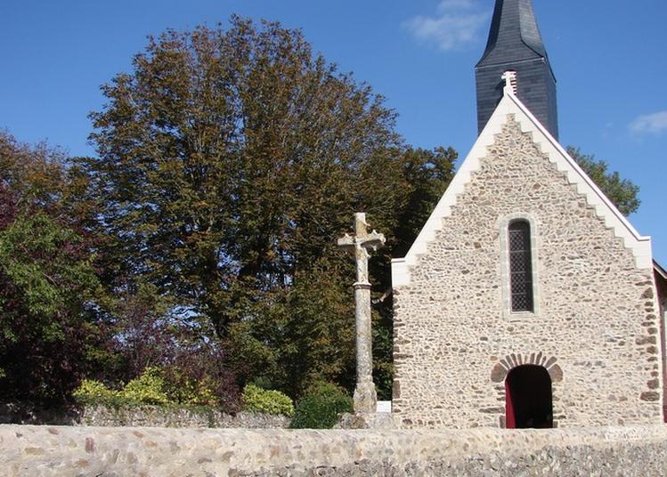 Visite Guidée De La Chapelle St Pierre De Varennes Bourreau à Saint Denis d'Anjou