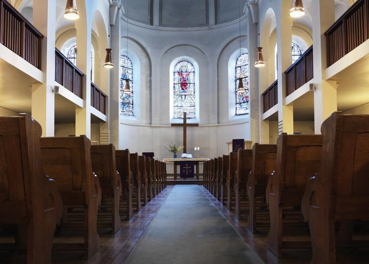 Visite Guidée De La Christuskirche, église Protestante Allemande à Paris à Paris 9ème