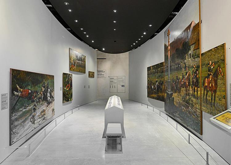 Visite Guidée De La Collection Permanente à Gravelotte