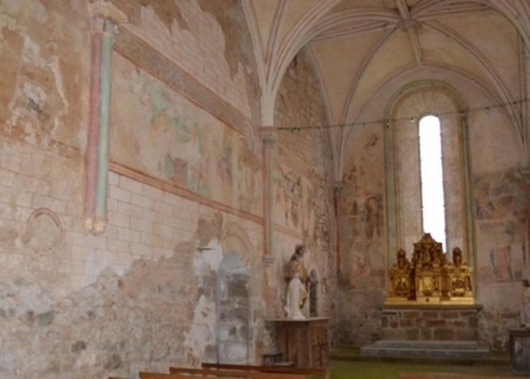Visite Guidée De La Commanderie à Saint Etienne de Fursac