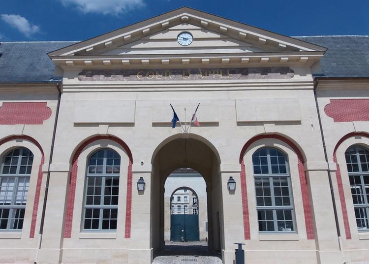 Visite Guidée De La Cour D'appel De Versailles
