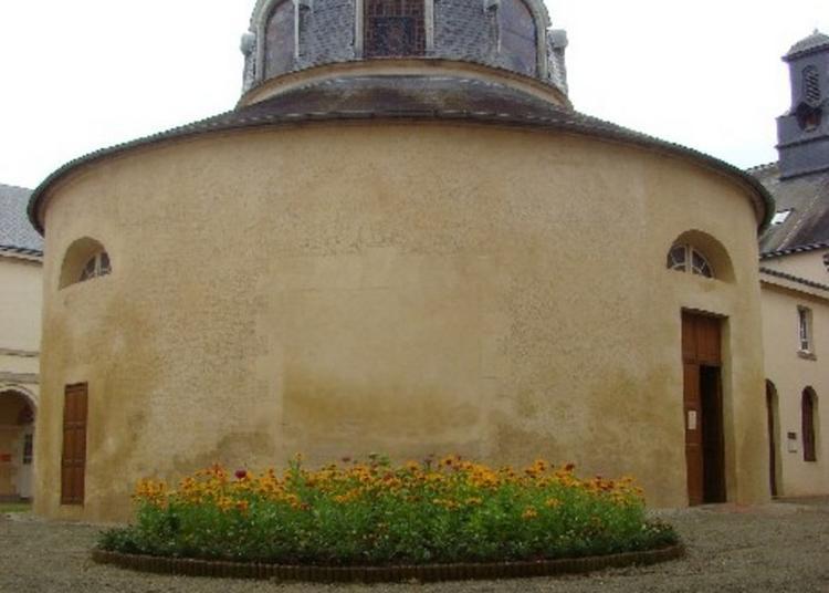 Visite Guidée De La Cour D'honneur Et De La Chapelle Du Centre Psychothérapique De L'orne à Alencon