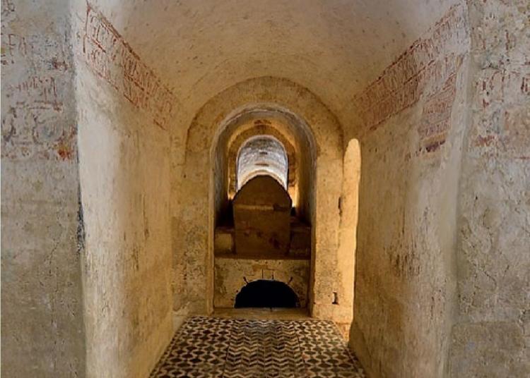 Visite Guidée De La Crypte Carolingienne à Auxerre