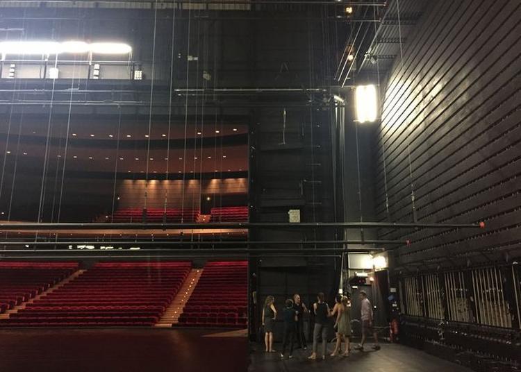 Visite Guidée De La Filature, Scène Nationale à Mulhouse