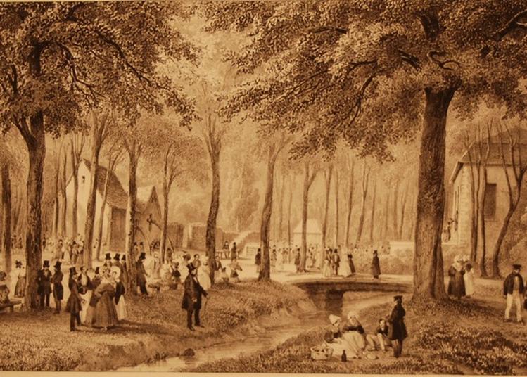 Visite Guidée De La Fontaine Des Eaux à Dinan