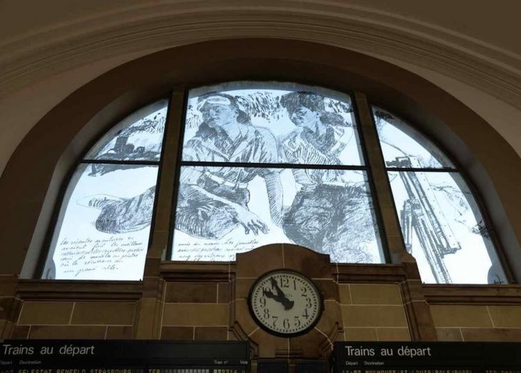 Visite Guidée De La Gare De Colmar