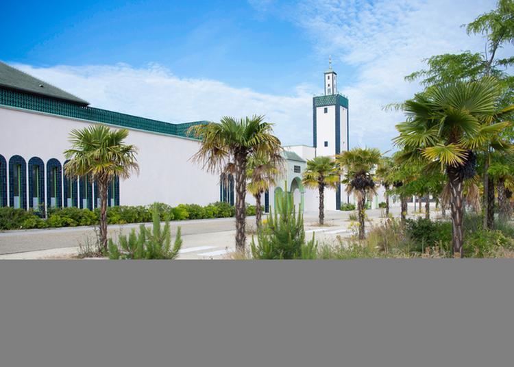 Visite Guidée De La Grande Mosquée De Mantes-la-jolie à Mantes la Jolie