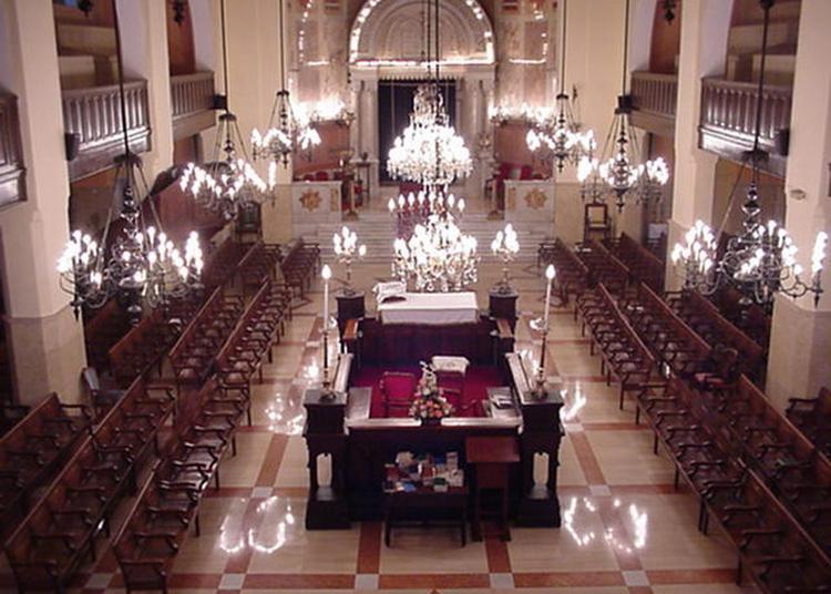 Visite Guidée De La Grande Synagogue De Marseille
