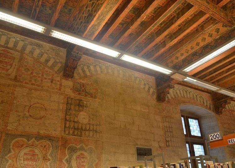Visite Guidée De La Livrée Ceccano à La Bibliothèque Ceccano à Avignon