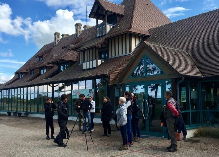 Visite Guidée De La Maison De La Nature Et De L'estuaire à Sallenelles