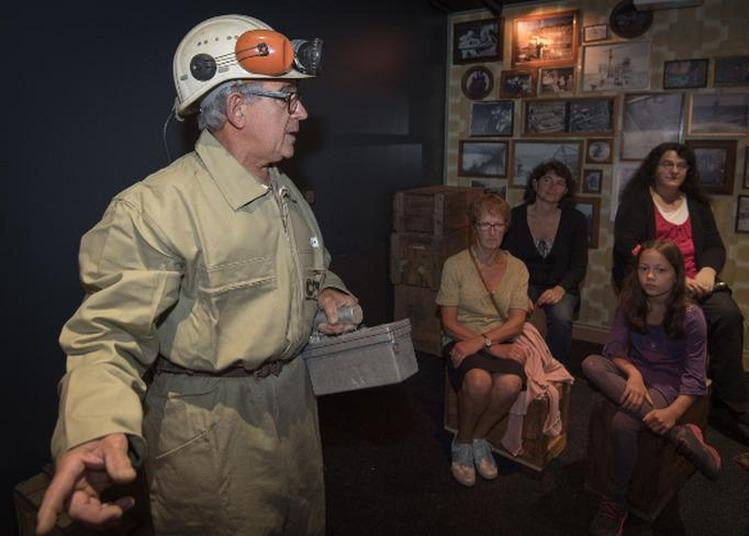 Visite Guidée De La Maison Du Mineur & Des Energies à Saint Crespin sur Moine