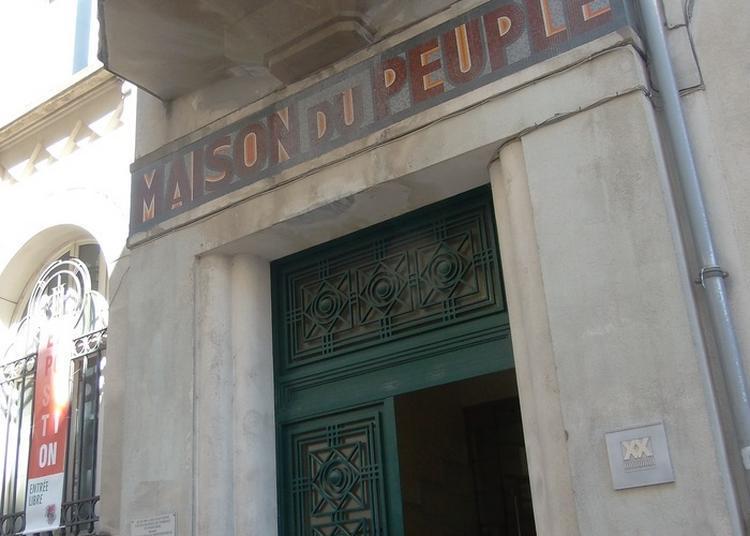 Visite Guidée De La Maison Du Peuple à Limoges