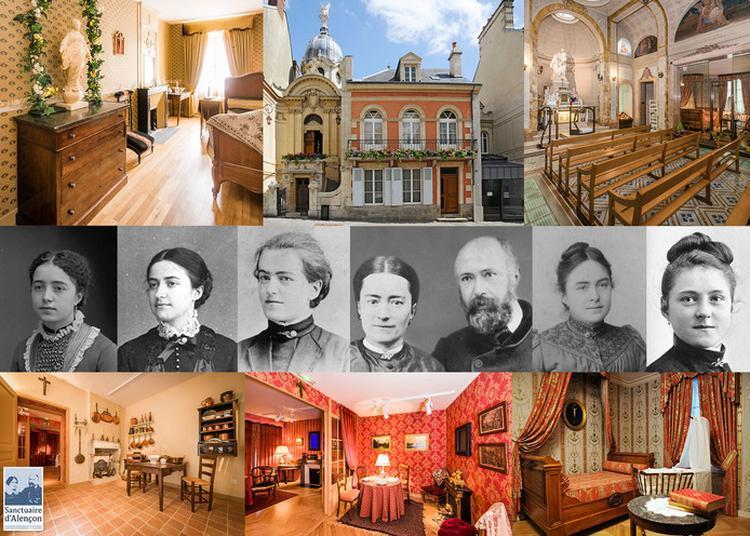 Visite Guidée De La Maison Familiale Des Martin, Maison Natale De Sainte Thérèse à Alencon