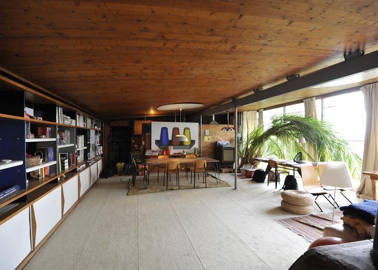 Visite Guidée De La Maison Jean Prouvé à Nancy