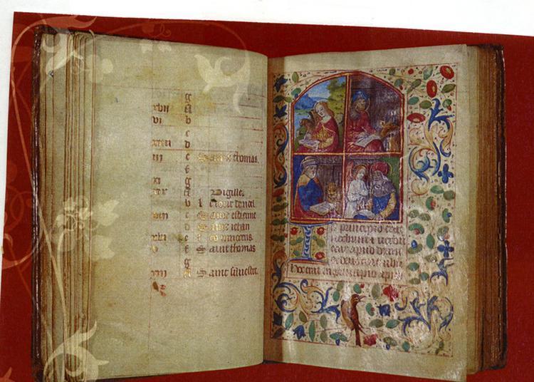 Visite Guidée De La Médiathèque Et Présentation Des Livres Anciens à Toul