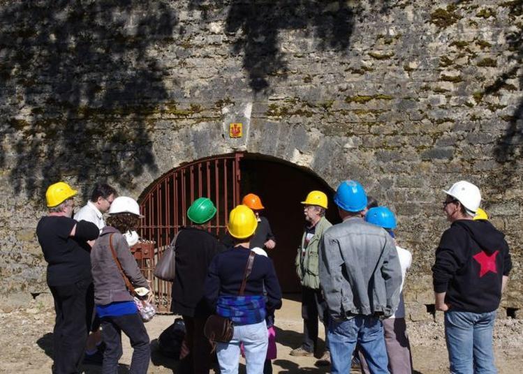 Visite Guidée De La Mine Du Val De Fer à Neuves Maisons