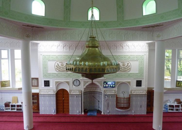 Visite Guidée De La Mosquée Arrahma De Nantes Nord