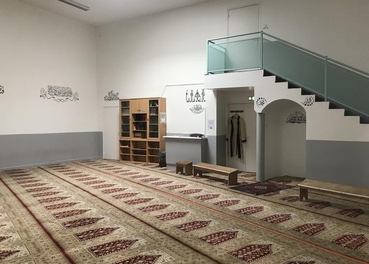 Visite Guidée De La Mosquée De Vaise à Lyon