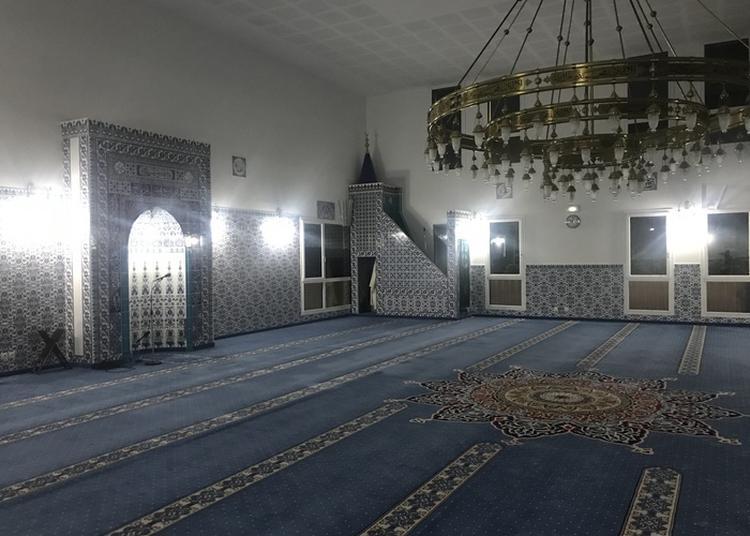 Visite Guidée De La Mosquée De Villefontaine