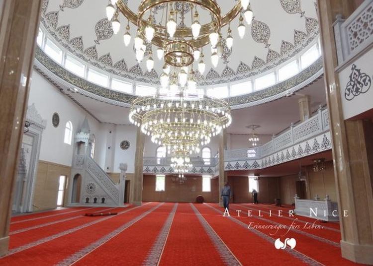 Visite Guidée De La Mosquée Eyyüb Sultan à Venissieux