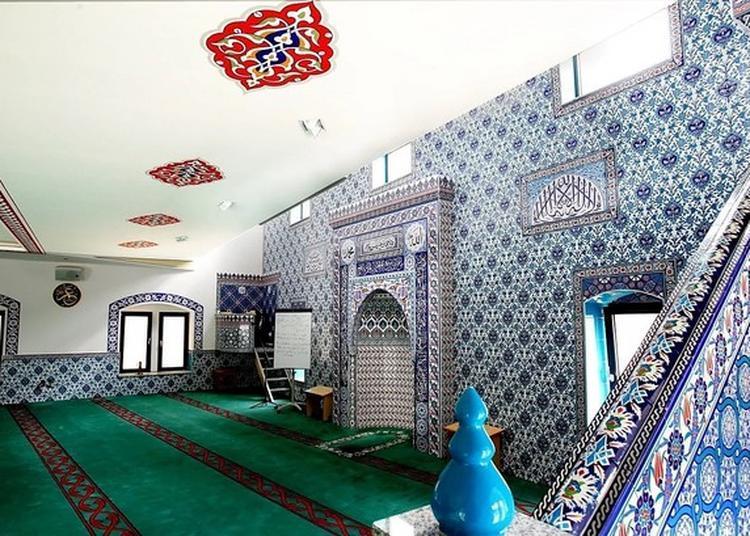 Visite Guidée De La Mosquée Fatih à Metz