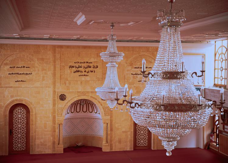 Visite Guidée De La Mosquée Mariam à Marseille