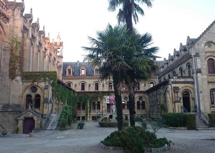 Visite Guidée De La Partie Historique De L'ensemble Scolaire à Bordeaux