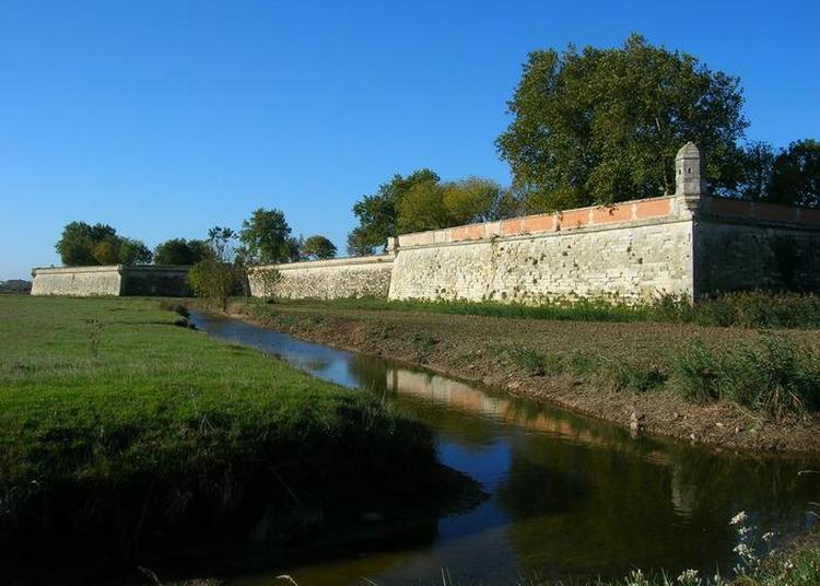 Visite Guidée De La Place Forte De Brouage à Hiers Brouage