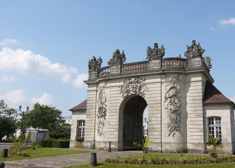 Visite Guidée De La Porte Du Pont à Vitry le Francois