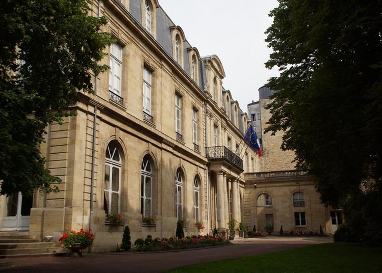 Visite Guidée De La Résidence Des Préfets De La Gironde ! à Bordeaux
