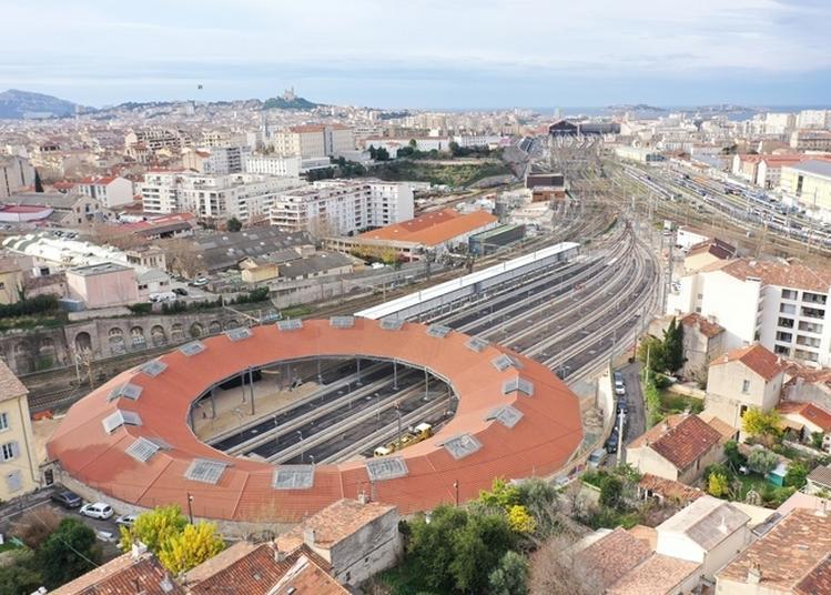 Visite Guidée De La Rotonde De Pautrier à Marseille