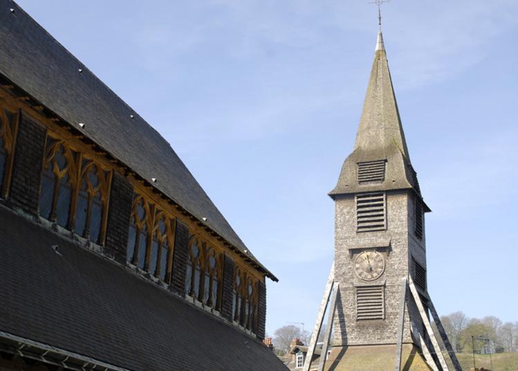 Visite Guidée De La Sacristie Basse De L'église Sainte-catherine à Honfleur