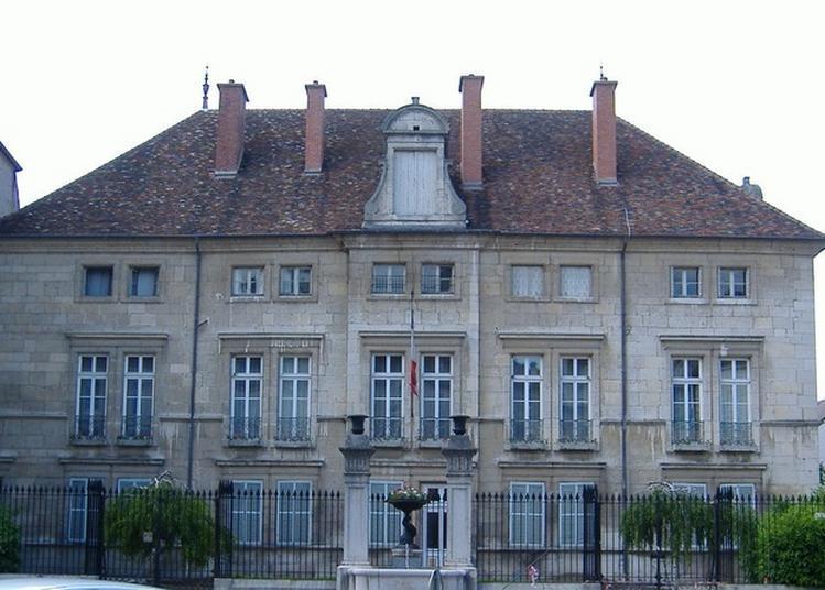 Visite Guidée De La Sous-préfecture De Dole