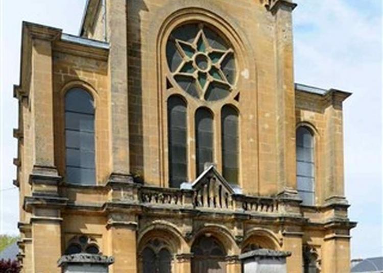Visite Guidée De La Synagogue à Charleville Mezieres
