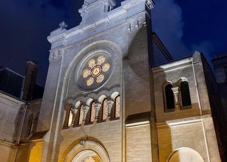 Visite Guidée De La Synagogue De Versailles