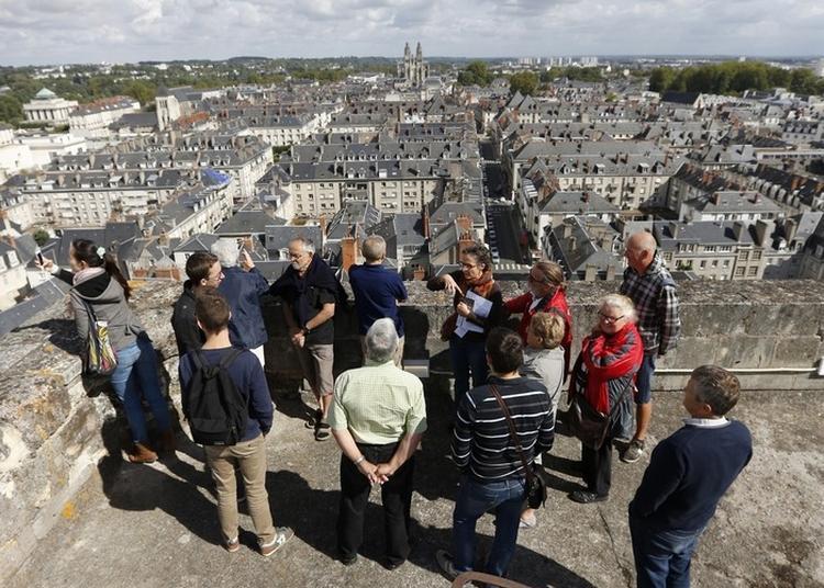 Visite Guidée De La Tour Charlemagne à Tours